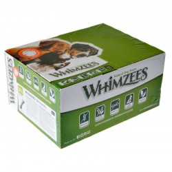 Whimzees Brushzees Bulk Dental Treats - X-Large Image