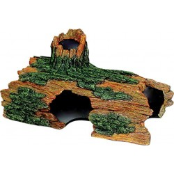 Blue Ribbon Pet Products Hollow Tall Log Image