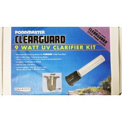 Pondmaster Clearguard Filter UV Clarifier Kit Image