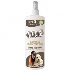 Pet Organics No Dig Lawn & Yard Spray for Dogs Image