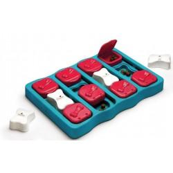 Outward Hound Nina Ottoson Puzzle Brick Dog Game Image
