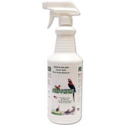 AE Cage Company Poop D Zolver Bird Poop Remover Lime Coconut Scent Image