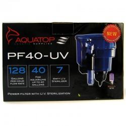 Aquatop Power Filter with UV Sterilizer Image