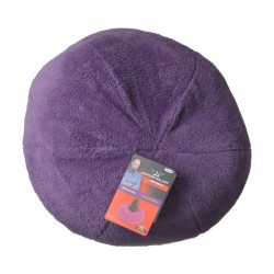 Petmate Jackson Galaxy Comfy Dumpling Self-Warming Cat Bed - Purple Image