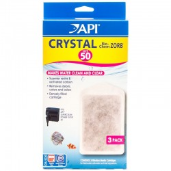 API Crystal Bio-Chem Zorb for SuperClean Power Filters Image