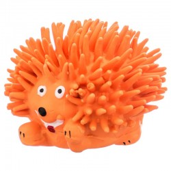 Rascals Latex Hedgehog Dog Toy Image