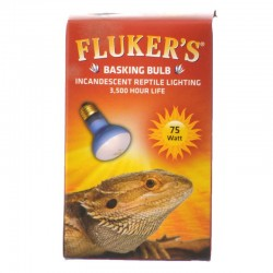 Flukers Basking Bulb Incandescent Reptile Light Image