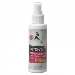 Nutri-Vet Antimicrobial Wound Spray for Dogs Image