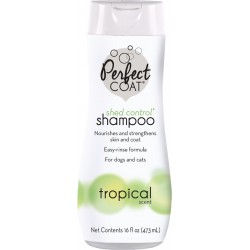 Perfect Coat Shed Control Shampoo - Tropical Scent Image