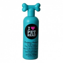 Pet Head Puppy Fun Puppy Tearless Shampoo - Yummy Orange Image