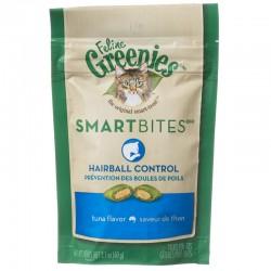 Greenies SmartBites Hairball Control Cat Treats - Tuna Flavor Image