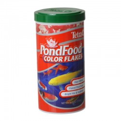 Tetra Pond Food Color Enhancing Diet Image