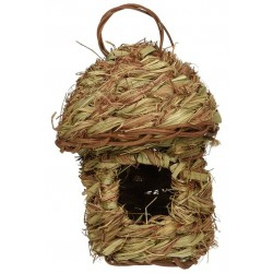 Prevue Finch All Natural Fiber Covered Pagoda Nest Image
