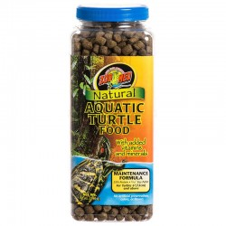 Zoo Med Natural Aquatic Turtle Food - Maintenance Formula Image