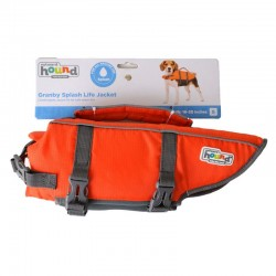 Outward Hound PupSaver Life Jacket - Orange Image