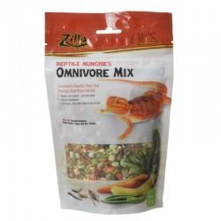 Zilla Reptile Munchies - Omnivore Mix Image
