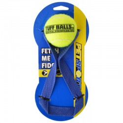 Petsport Fetch Me Fido Tuff Balls Dog Toy Image