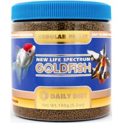 New Life Spectrum Goldfish Food Regular Pellets Image