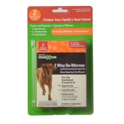 Sentry Worm X Plus - Large Dogs Image