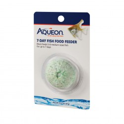 Aqueon 7-Day Fish Food Feeder Image