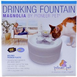 Pioneer Pet Magnolia Shape Fountain Image