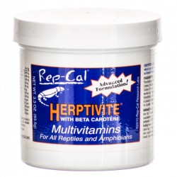 Rep Cal Herptivite with Beta Carotene Multivitamin Image