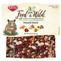 Kaytee Food From The Wild Treat Medley Hamster / Gerbil Image