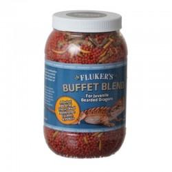 Flukers Buffet Blend for Juvenile Bearded Dragons Image