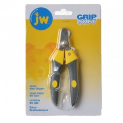JW GripSoft Deluxe Nail Clippers Image
