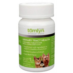 Tomlyn Urinary Tract Health Tabs for Cats Image