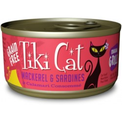 Tiki Cat Mackerel & Sardines Cat Food Image