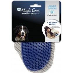 Four Paws Magic Coat Professional Series Gentle Groom Love Glove Image