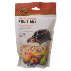 Zilla Reptile Munchies - Fruit Mix Image