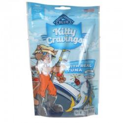 Blue Buffalo Kitty Cravings Crunchy Cat Treats Real Tuna Image