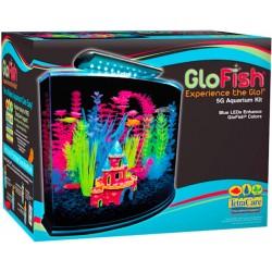GloFish Aquarium Kit with LED Light Image