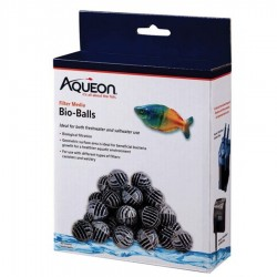 Aqueon QuietFlow Bio Balls Filter Media Image
