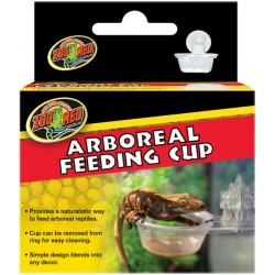 Zoo Med Arboreal Feeding Cup Image