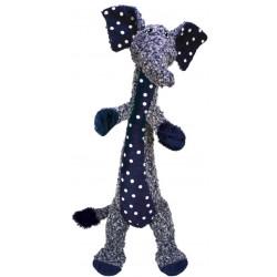 KONG Shakers Luvs Elephant Dog Toy Small Image