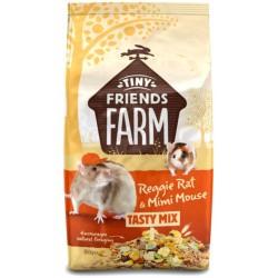 Supreme Tiny Friends Farm Reggie Rat & Mimi Mouse Tasty Mix Image
