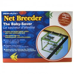 Penn Plax Net Breeder with Spawning Grass Image