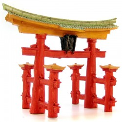 Exotic Environments Japanese Torii Gate Ornament Image