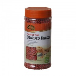Zilla Fortified Food for Bearded Dragons Image