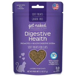 Get Naked Furball Relief Natural Cat Treats Image