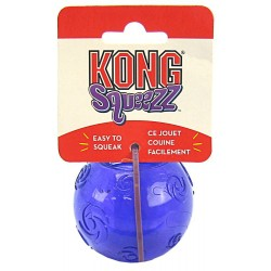 Kong Squeezz Ball Dog Toy Image
