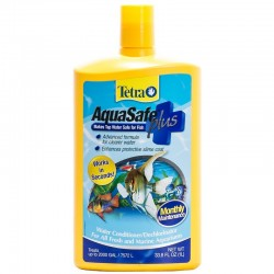 Tetra AquaSafe Plus with BioExtract Image