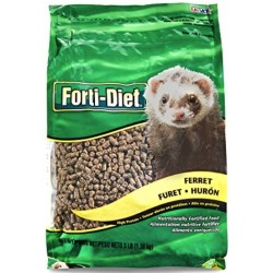 Kaytee Ferret Food With DHA Omega-3 For General Health And Immune Support  Image