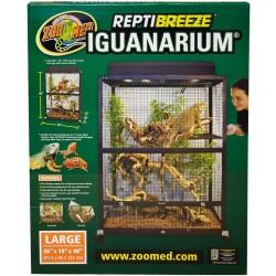 Zoo Med ReptiBreeze Iguanarium Habitat Image