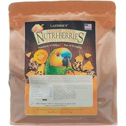 Lafeber Nutrionally Complete Pet Bird Food with Aged Chedder Cheese  Image