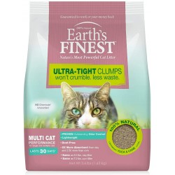 Earths Finest Premium Clumping Cat Litter Image