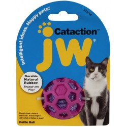 JW Pet Cataction Rattle Ball Interactive Cat Toy  Image